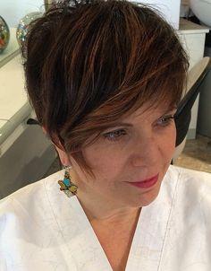 70 Respectable Yet Modern Hairstyles For Women Over 50 For Women