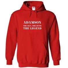 ADAMSON, the man, the myth, the legend