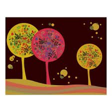 stylized trees - Google Search