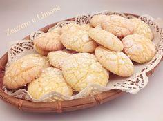 GHORIBA al COCCO | ricetta golosa