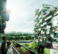 BECKMANN N'THEPE - Housing - Boulogne-Billancourt, FR