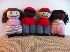 Some comfort dolls I made. I'm hoping to make a whole bunch and send them off. izzy doll