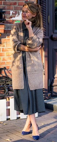 Khaki Pockets Eyelet Coat