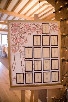 Board with names instead of mini pieces of paper people have to find. Free Wedding, Perfect Wedding, Paper People, Wedding Planning Websites, Table Plans, Diy Table, Pretty In Pink, Getting Married, Reception