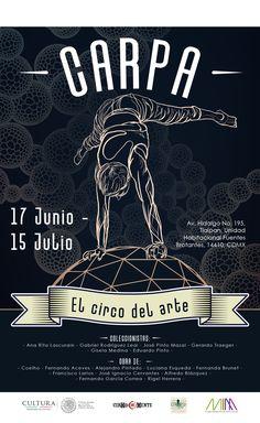 Inauguraci?n de CARPA - El Circo del Arte Publicista Asociado
