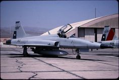 Northrop F-5E Tiger II from Chilean Air Force.