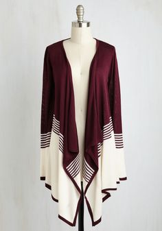 Keep a Mellow Profile Cardigan | Mod Retro Vintage Sweaters | ModCloth.com