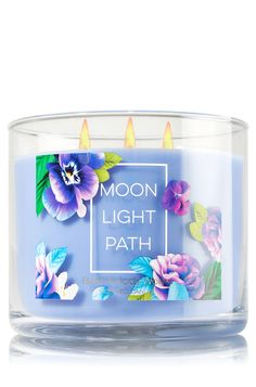 Moonlight Path 3-Wick Candle - Home Fragrance 1037181 - Bath & Body Works