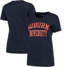 Auburn Tigers Champion Women's University T-Shirt - Navy - $21.99