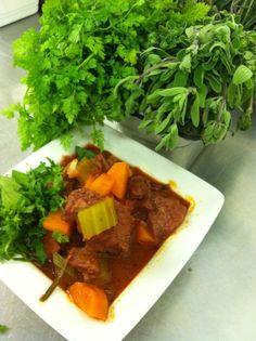 A sumptuous stew.