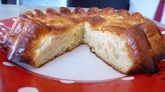 Gateau au tapioca ( perle du japon) a la pomme, recette weight watcher