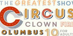 Image result for circus type