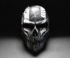 ColdBloodArt Paintball Masks