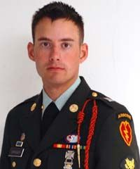 Army Spc. Lance C. Springer II  Died March 23, 2007 Serving During Operation Iraqi Freedom  23, of Fort Worth, Texas; assigned to the 1st Squadron, 40th Cavalry Regiment, 4th Airborne Brigade Combat Team, 25th Infantry Division, Fort Richardson, Alaska; died March 23 in Baghdad of wounds suffered when an improvised explosive device detonated near his unit while on combat patrol.