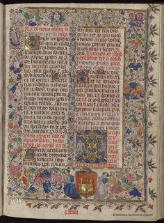 Pontifical de Guillaume Durand. Iglesia Católica — Manuscrito — 1401-1500?
