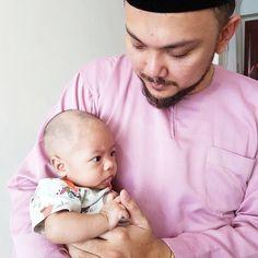 Baby Ibrahim  @raudhaismail