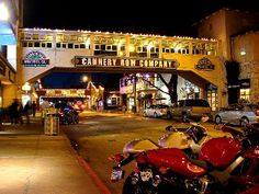 Cannery Row Monterey - A place to search for the Monterey of yesterday