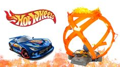 Hot Wheels Fireball Toy Review and Trick Tracks