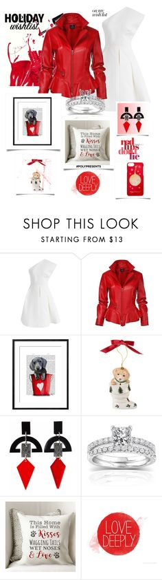 """""""#PolyPresents: Wish List"""" by felicitysparks ❤ liked on Polyvore featuring OPI, Chicwish, Spode, Toolally, Annello, contestentry and polyPresents"""