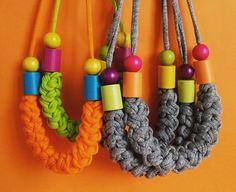 regram @rheaclements Necklaces ready for @handmadenotts!  #crochetnecklace #crochetjewellery #statementnecklace #crochetofinstagram #mycreativebiz #handmade #livecolourfully #thehappynow #thatsdarling #flashesofdelight #handsandhustle