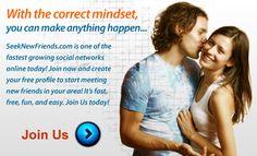 Meeting new friends >> dating, friends --> www.seeknewfriends.com