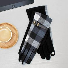 Now that things are getting a little bit cooler here you may want to think about getting a pair of touchscreen gloves.  As well as keeping your hands warm and comfy, our gloves are designed to still allow you to use touchscreens - pretty good eh? And they are made from finely knitted merino wool, which is why they are so warm, and it also means that they are 'one size fits all' as the wool will stretch to fit your hand shape.