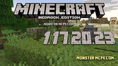 Download Minecraft PE 1.17.20.23 for Android | Beta Minecraft Gameplay, All Minecraft, Game Change, Pocket Edition, User Interface, Android