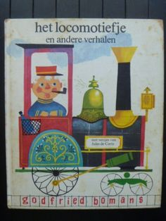 Het locomotiefje en andere verhalen - Godfried Bomans en illustraties van C. Van Velsen