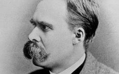 """Friedrich Nietzsche, the German philosopher, was the victim of """"criminally scandalous"""" manipulation by his anti-Semitic sister who condemned him to being considered a forerunner to the Nazis, a new book has claimed. Friedrich Nietzsche, Charles Darwin, Nelson Mandela, Karl Marx, Salvador Dali, Sigmund Freud, Einstein, Handlebar Mustache, Moustache"""