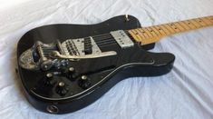 Fender Telecaster Custom 1974 electric vintage guitar
