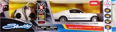 Shelby Radio Control Car 1967 Mustang Shelby GT500 124 Scale  White *** More info could be found at the image url.