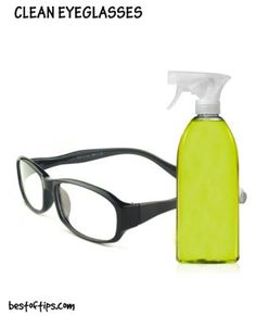 Eyeglasses are prone to getting dirty and this directly affects the vision. Eyeglasses should be crystal clear and to maintain the lens that way you need to clean it frequently. Eyeglasses are prone to buildup [. Hair Growth Treatment, Hair Growth Oil, Overnight Hair Growth, Eyeglass Lenses, After Shave Lotion, Liquid Hand Soap, Best Acne Treatment, Body Treatments, Eye Glasses