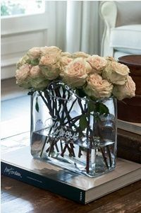 RM Flowers Bag Vase