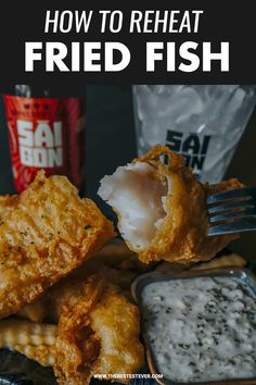 Quick guide showing you how to reheat fried fish properly.Find out the pros and cons of reheating fried fish, as well as the proper steps to take to ensure the fish is warmed up properly. #friedfish #reheatfood Fried Catfish, Fries, Sweet Treats, Favorite Recipes, Baking, Food, Sweets, Bakken, Meals