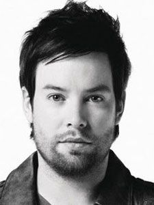David Cook my new favorite musician! And hunky to boot!