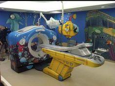 Increíbles diseños que transforman los hospitales infantiles en lugares más acogedores