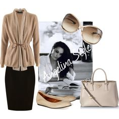Angelina Style, created by patricia-teixeira on Polyvore