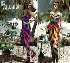 GizzA - Tube Jumpsuits | Flickr - Photo Sharing!