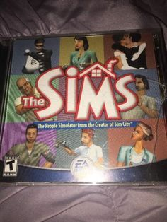 THE SIMS EA Games Software People Simulator