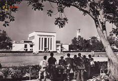 """Le stade """"la Casablancaise"""" en 1960 Casablanca, Morocco, The Past, Images, Street View, Photos, City, Reserve, Boutiques"""