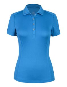 Blue Skies Tail Ladies & Plus Size Shelly Short Sleeve Golf Shirt at #lorisgolfshoppe