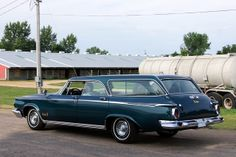 64 Chrysler New Yorker Town & Country | Flickr - Photo Sharing!