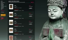 Papeterie - Carnets, marques-page - Cadeaux d'Asie Statues, Relaxation, Courage, Tibet, Bracelets, Stress, Design, Buddhists, Buddha