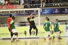 La gran atajada de Andrés Ñañez en la final de la Liga Argos Futsal