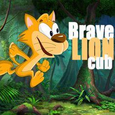 #NEW #iOS #APP Brave Lion Cub - Anton Koluzganov