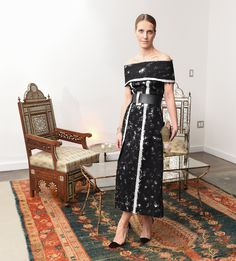 WHO: Vanessa Traina Snow  WHAT: Proenza Schouler  WHERE: New Museum's Next Generation Dinner, New York City  WHEN: November 6, 2015