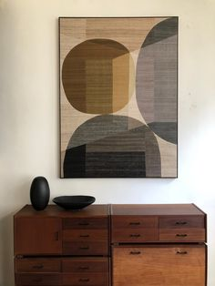 individually hand dyed pieces of handwoven khadi silk stitched together to form this abstract composition. backed with horsehair and silk....