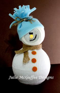 Life in the Craft Lane: Snowman!