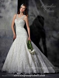 0f458daf Karelina Sposa Autunno 2018 Abiti da sposa PC Mary's Inc #abiti #autunno  #karelina