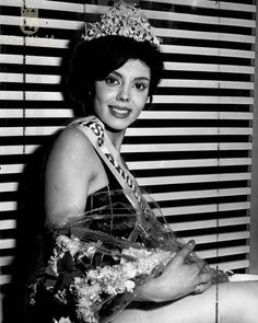 Norma Cappagli - Miss World 1960